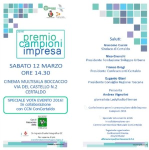 Invito Certaldo